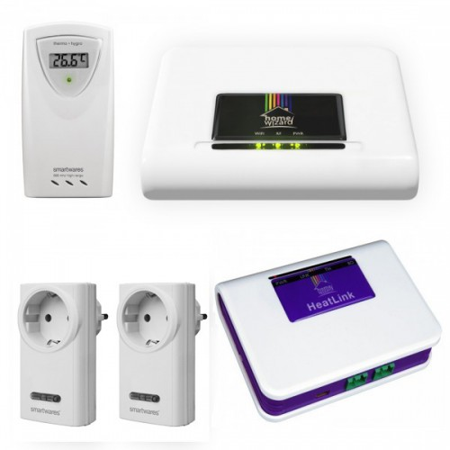 HomeWizard Heatlink Kit